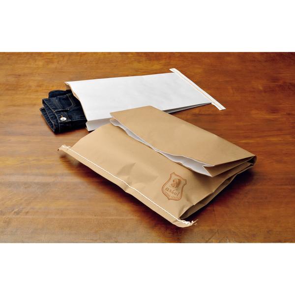 スーパーバッグ セメント袋白(L) 0250008740 1セット(50枚:10枚入×5袋)