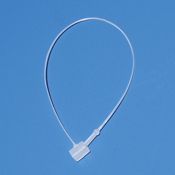 「現場のチカラ」 アンビタッチ ロックピンクリア 100mm 1セット(10000本:1000本入×10袋) クルーズ