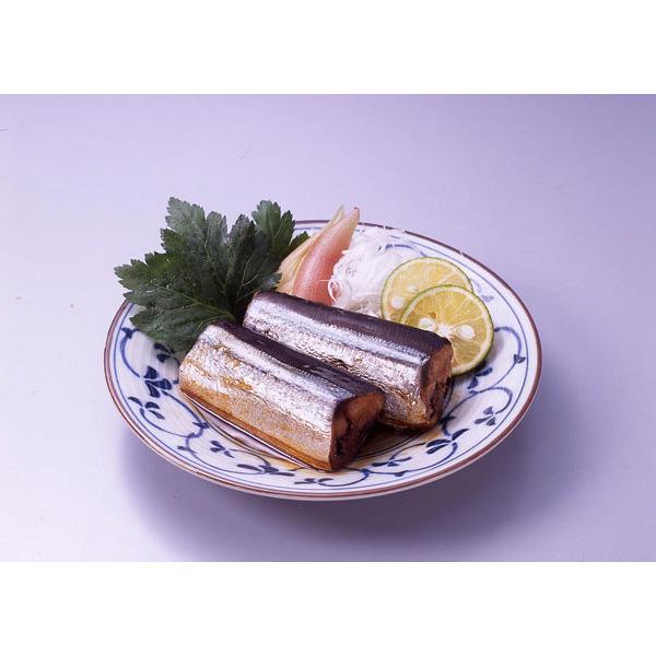 レンジでうまい さんま醤油煮 100g
