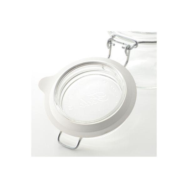 ソーダガラス密封ビン 約225ml