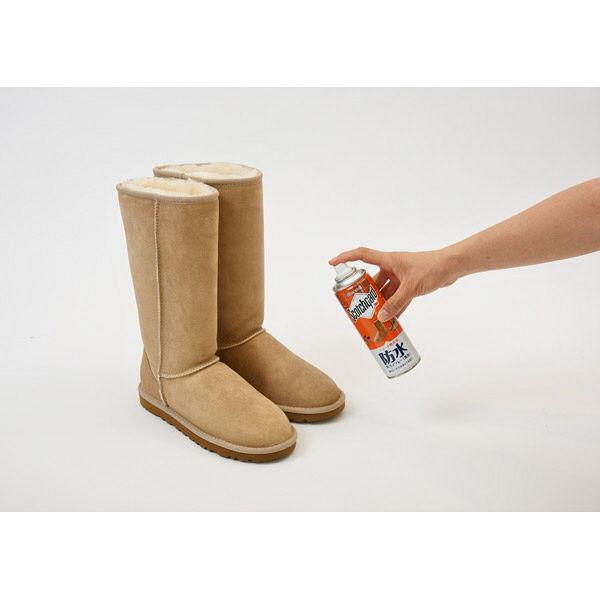 スコッチガード防水スプレースエード靴1本
