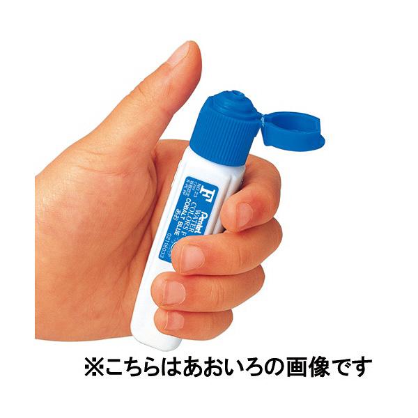 ぺんてる エフ水彩 ポリチューブ 紫 WFCT13 (直送品)