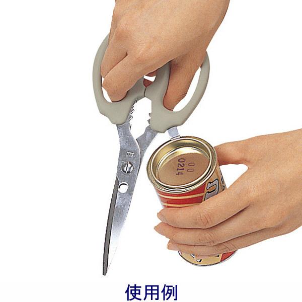 貝印 キッチン鋏ベーシック DH2356
