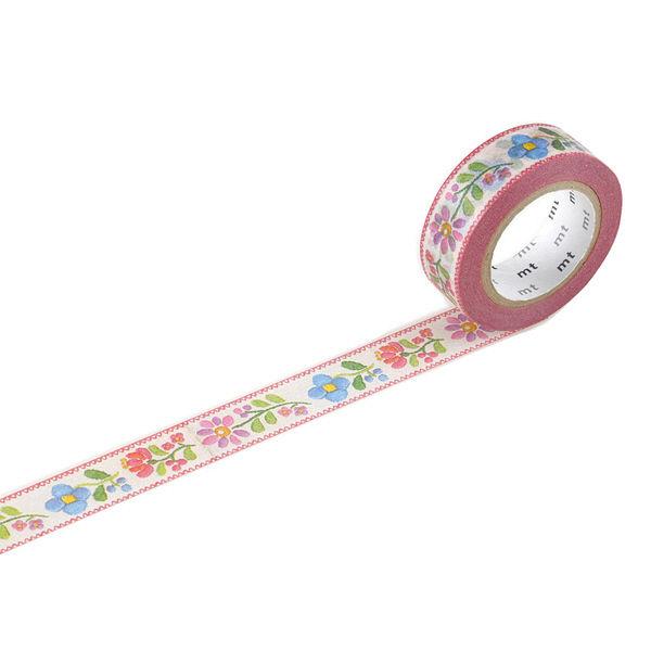 マスキングテープ mt 刺繍