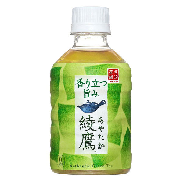 綾鷹 280ml 1セット(96本)