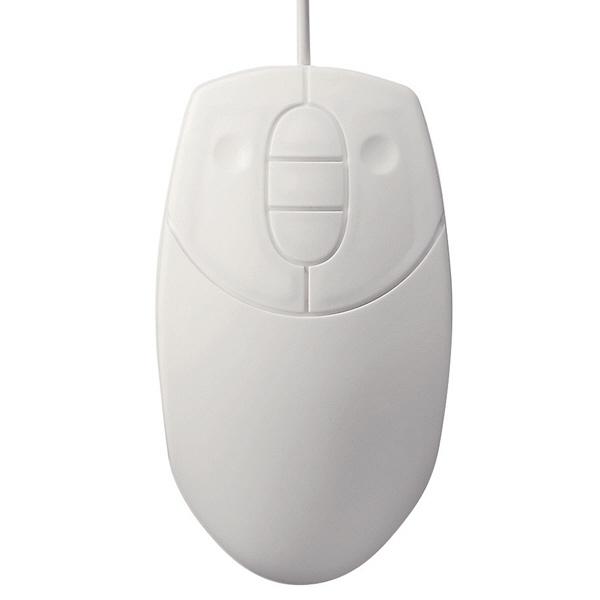 防水・抗菌マウス ホワイト