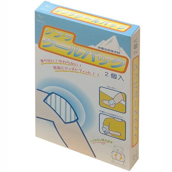 竹虎 ソフラクールパック 2箱