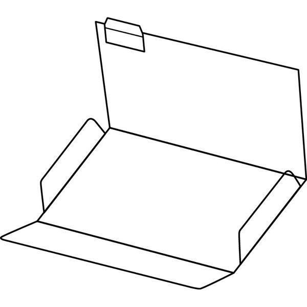 コクヨ 図面クリヤーホルダー(サイドカバー付き) Cタイプ A3 セ-F68 1パック(5枚入)