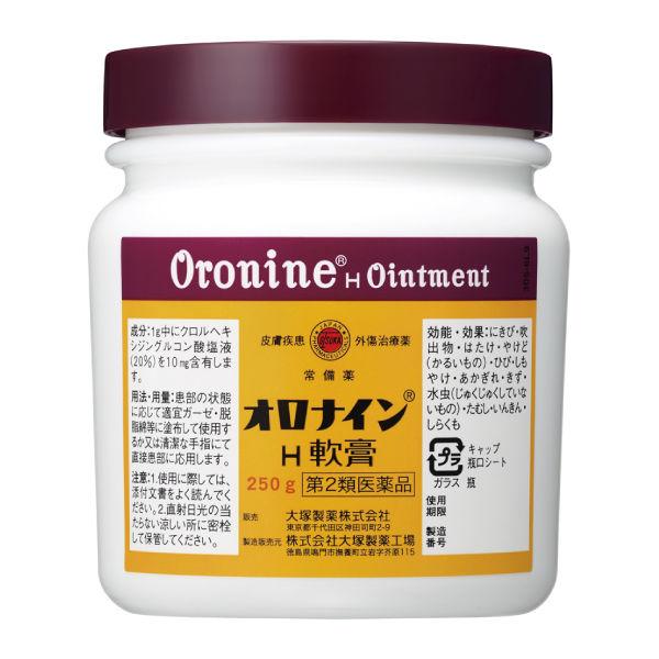 軟膏 オロナイン オロナイン|大塚製薬