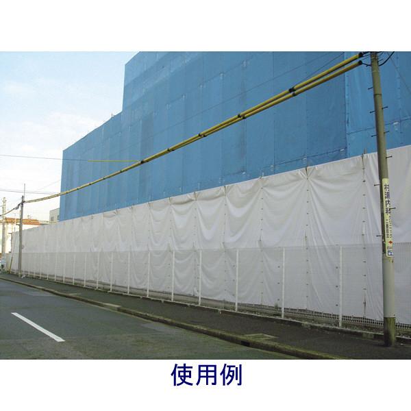 IM白防炎シート 3.6×5.4 FR-3654 エイ・エム・ジェイ