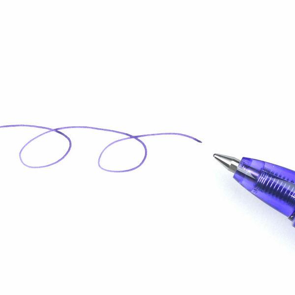 フリクションボールノック 0.7 紫