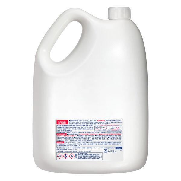 アタック消臭ストロングジェル業務用4kg