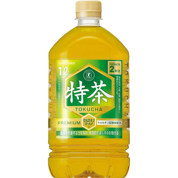 【トクホ・特保】伊右衛門 特茶 3本