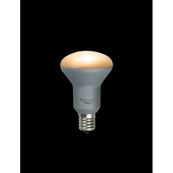 朝日電器 LED電球ミニレフ形 電球色 LDR4L-H-E17-G611