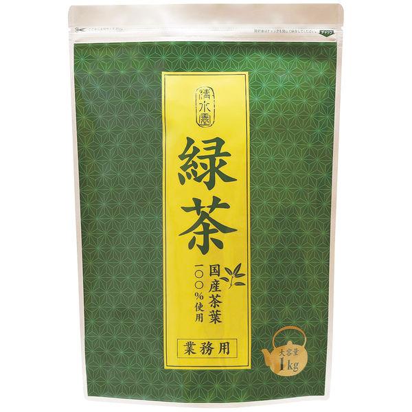 業務用煎茶 1袋(1kg)