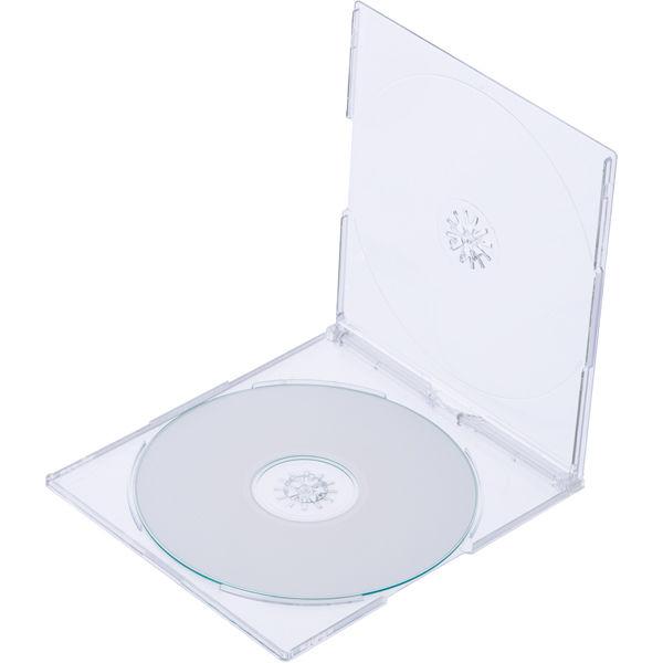 CD/DVDスリムプラケース 10枚入