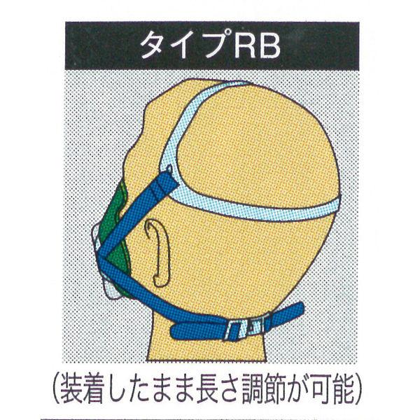 取替え式防じんマスク 1015 1個