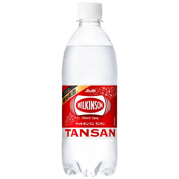 ウィルキンソンタンサン500ml 24本