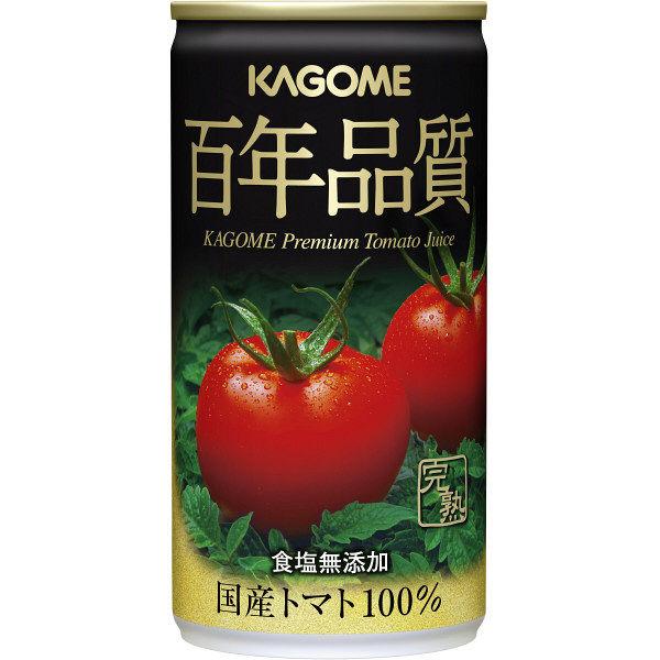 百年品質トマトジュース190g 6缶