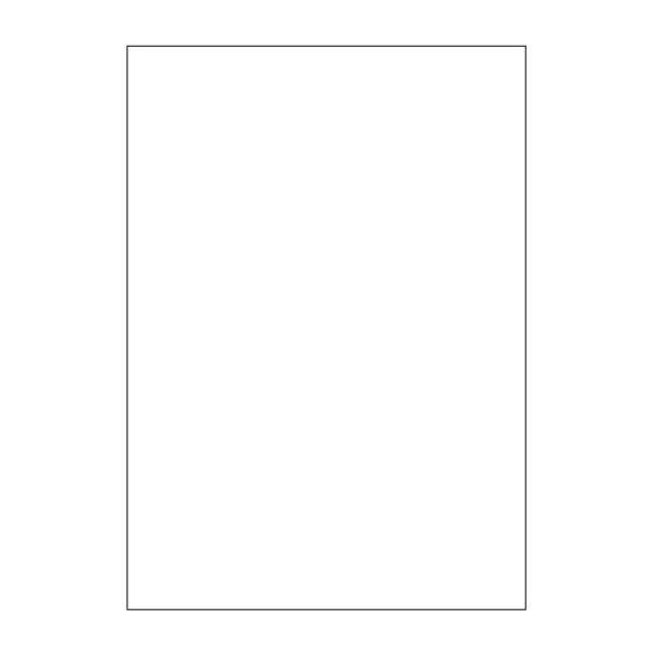 ヒサゴ A4ノーカーボン白紙 BPC2000 1パック(100枚入) (取寄品)