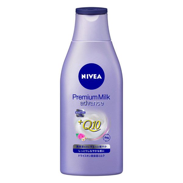 ニベア プレミアムボディミルクアドバンス