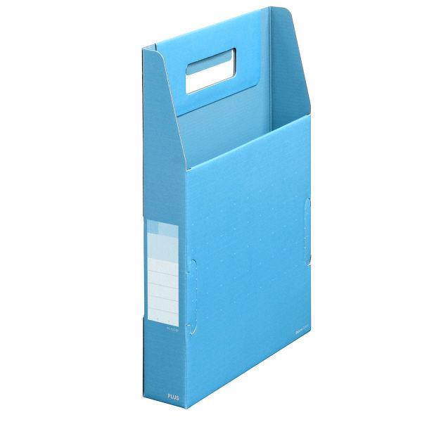 プラス ボックストレー デジャヴ A4 SKB FL-027BF 1袋(3冊入) (直送品)