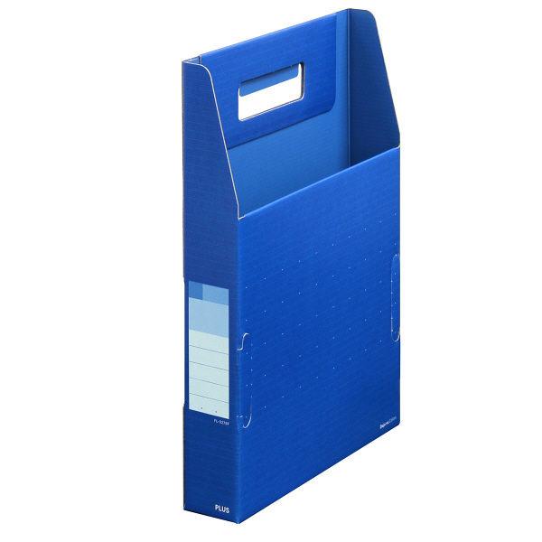 プラス ボックストレー デジャヴ A4 OCB FL-027BF 1袋(3冊入) (直送品)