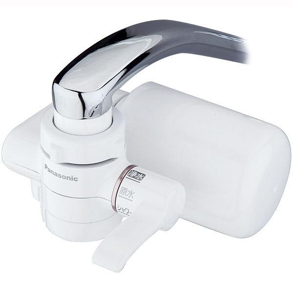 蛇口直結型浄水器TK-CJ01-W