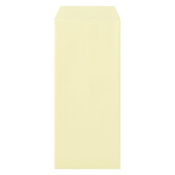 ムトウユニパック ナチュラルカラー封筒 長4 クリーム 300枚(100枚×3袋)