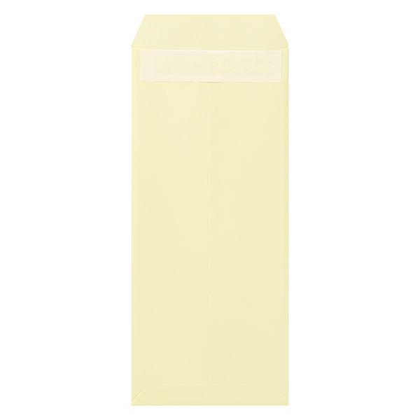 ムトウユニパック ナチュラルカラー封筒 長4 クリーム テープ付 300枚(100枚×3袋)