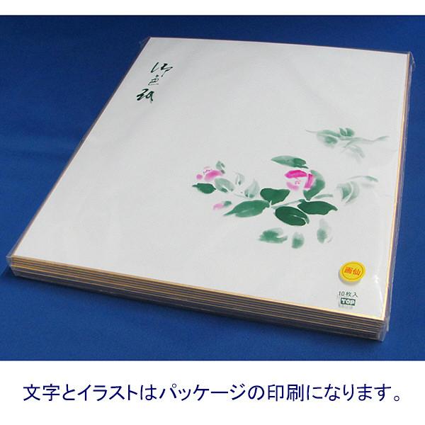 今村紙工 色紙画仙 SK-310 1セット(100枚)