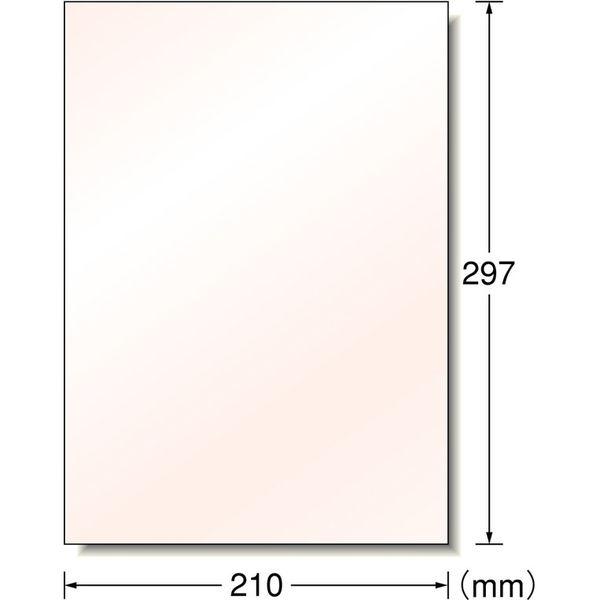 エーワン IJラベル パールホワイト ノーカット 29287  1セット:1袋(5シート入)×2袋 (取寄品)