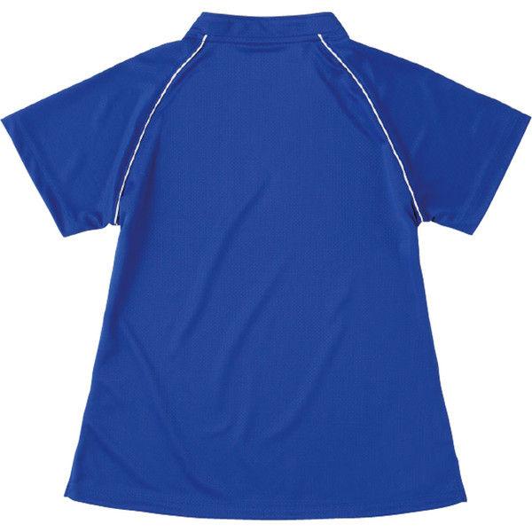 Butterfly(バタフライ) 男女兼用 卓球ユニフォーム ジェムステーン・シャツ XO ブルー 1枚 BUT 45000 177 タマス(取寄品)