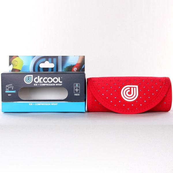 DRCOOL(ドクタークール) DR.COOL Lサイズ レッド  0 1枚 RON KDC0303 アールオーエヌ(取寄品)