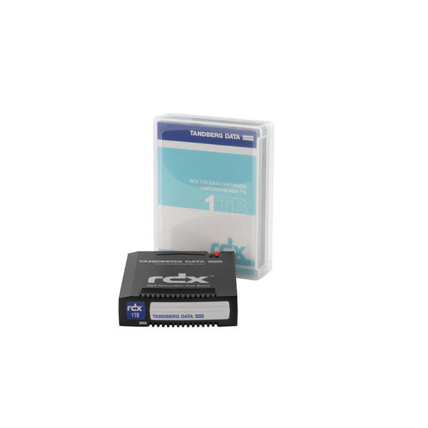 タンベルグデータ 1TB RDX Cartridge 8586