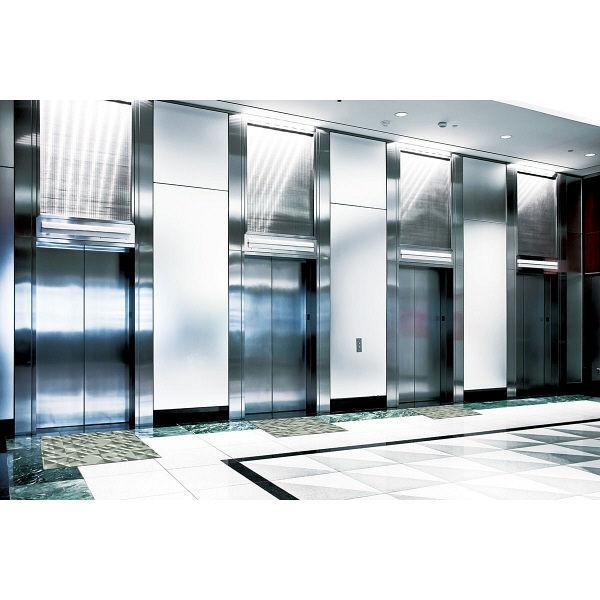 オフィス向けデザインマット ウェッジ 120 x 160 cm AX00097 クリーンテックス・ジャパン (直送品)
