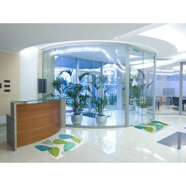 オフィス向けデザインマット ゲプレステ 120x160cm AX00119 クリーンテックス・ジャパン (直送品)