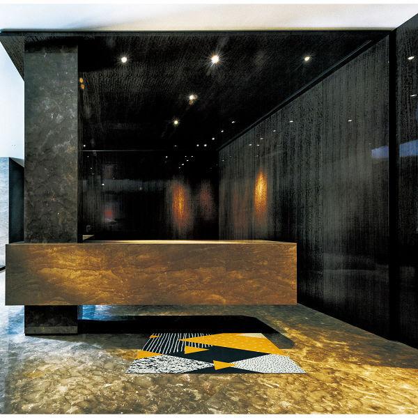 オフィス向けデザインマット ディアマンテ 145 x 200 cm AX00161 クリーンテックス・ジャパン (直送品)