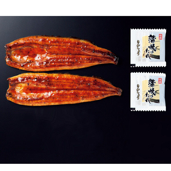 熊本県産 甲佐養鰻場 うなぎ蒲焼[長焼]