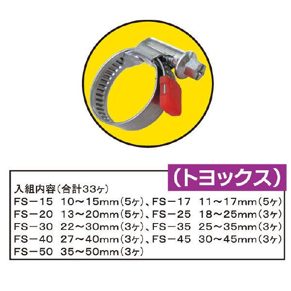 セーフティー ホースバンドセット FSHB-9 1セット (直送品)