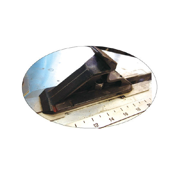 タイヤチェンジャークランプ・プロテクター3 K00721 (直送品)