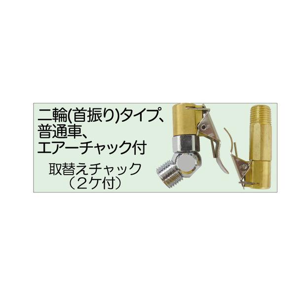 ブロックスメータータイヤゲージ STG-1012L (直送品)