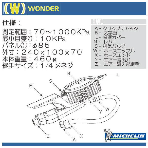 スーパーダイヌゲージ WD-1999 (直送品)