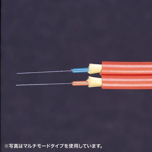 サンワサプライ 光ファイバケーブル3m HKB-FF1W-3 1個 (直送品)