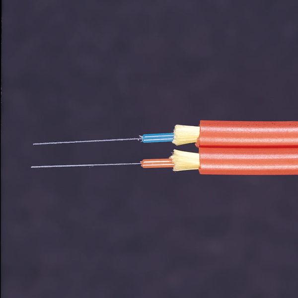 サンワサプライ 光ファイバケーブル3m HKB-TF6W-3 1個 (直送品)