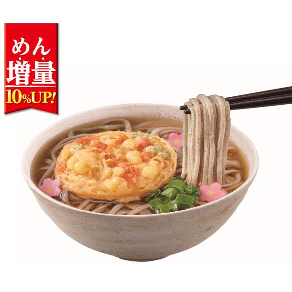 日清の江戸そば3食