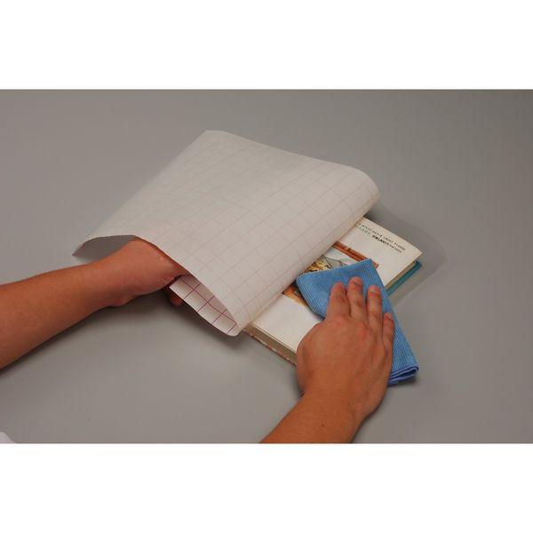 フィルムルックス ブックカバーE 30cm×50m (B5判) 03308 (直送品)