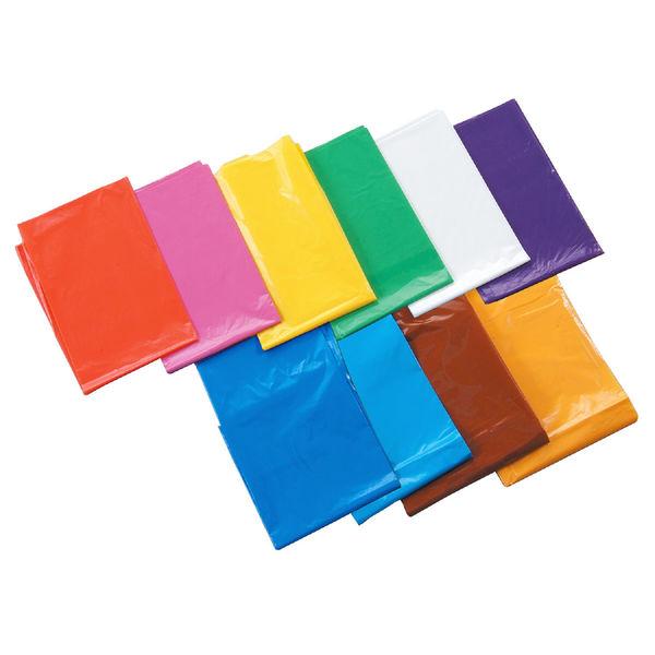 アーテック 紫 カラービニール袋(10枚組) 45541 2セット (直送品)