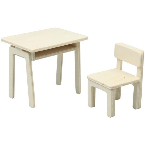 アーテック 机と椅子ジオラマベース小 1070 5個 (直送品)