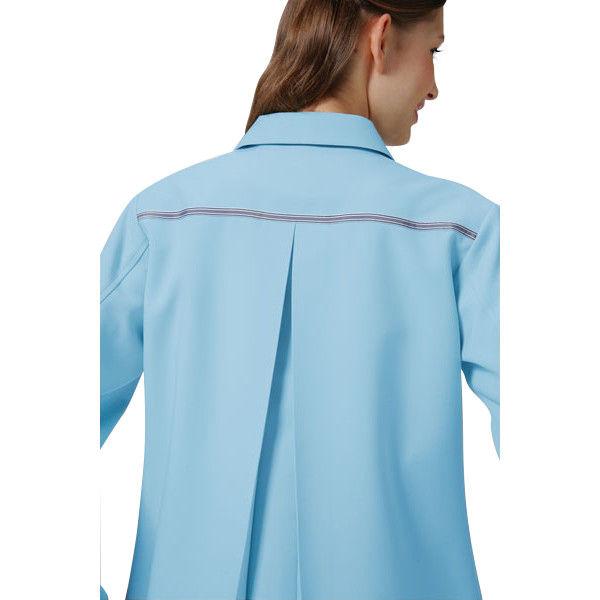 明石スクールユニフォームカンパニー レディースジャケット ライトパープル 11 UN1315-64-11 (直送品)